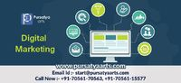 Pursatya Arts is the top rated digital Marketing company in the town, offers high-quality seo, smo, smm, ppc services.For more details call us at +91-7056170563