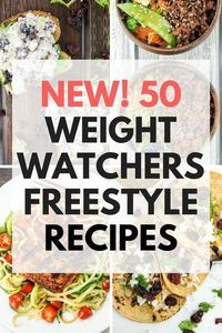 Weight Watchers Freestyle Recipes that work with the new plan and have the updated SmartPoints values. Find delicious, healthy recipes for chicken, turkey, eggs