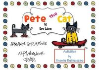 My little ones LOVE Pete.These activities can be added to your Pete the cat activities and your center activities.There are five Pete The C...