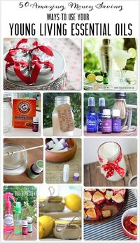 Have you ever wondered what you can do with essential oils? Here are 50 amazing uses for essential oils, brought to you by some of my favorite bloggers!