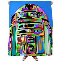 ROFB Droid Fleece Blanket $65.00