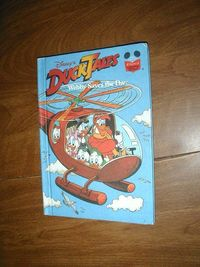 Disney's Duck Tales - Webby Saves the Day (1989) for sale at Wenzel Thrifty Nickel ecrater store
