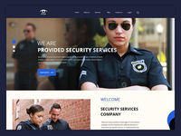 Royal - Security Services PSD Template is perfectly suitable for all types of Security Guard Services Company. It's a well-organized so you can easily customize.