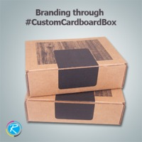 Custom Packaging - CardBoard Packaging Boxes by RegaloPrint