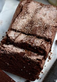 Chocolate Cinnamon Bread. Yes please, with a side of whipped cream.