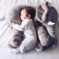 Adorable Elephant Toy Pillow $34.97