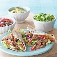 Learn how to make Chili-Beef Soft Tacos. MyRecipes has 70,000+ tested recipes and videos to help you be a better cook