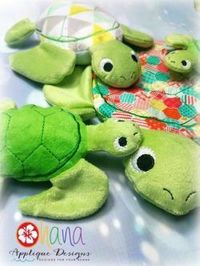 Hope Honu Stuffie