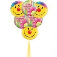 Send special love to mom by sending cheerful Mother's Day balloons.