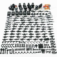 SWAT Soldiers 8-Pack with Bike Quad & Weapons $22.90