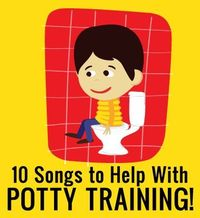 -10 Songs to Help Your Toddler While Potty Training