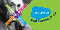Salesforce Inc., a global computing company, announced on Sunday, an initiative that integrates Artificial Intelligence (AI) technology into its software for enterprises. Called Salesforce Einstein, the company came up with such an initiative to s...