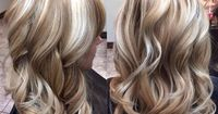 Blonde Soft Curls - Hairstyles and Beauty Tips