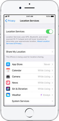 Apple iPhone: How to turn off location services on iPhone 7