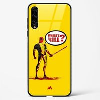 Kill Bill Glass Case Phone Cover from Myxtur
