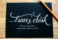 hand lettering, calligraphy wedding invitations and calligraphy fonts.