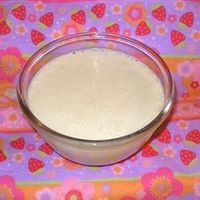 homemade Sweetened Condensed Milk 3/4 cup boiling water 6 tablespoons butter 1 cup white sugar (substitute Splenda) 2 2/3 cups nonfat dry milk powder Combine water, butter, sugar and milk powder in a blender and blend until thickened, 2 minutes. S...