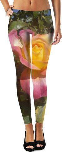 Roses Leggings $49.00
