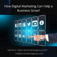 How Digital Marketing Can Help a Business Grow?