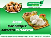 """Best Low Budget Caterers in Madurai �€"""" Sathyabama Catering  Our catering service offers the widest variety of hygiene foods at low budget for any of your events in Madurai.  Sathyabama Catering www.sathyabamacatering.in Contact : 0452233..."""