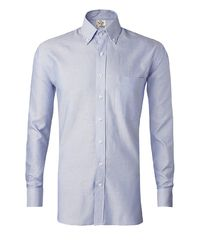 Blue Oxford Button Down Cotton Shirt �'�1049.00