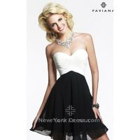 Faviana 7421 - Charming Wedding Party Dresses|Unique Celebrity Dresses|Gowns for Bridesmaids for 2017