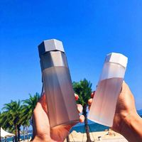 Portable Frosted Water & Tea Bottles $9.72