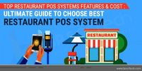 Empower your restaurant business with restaurant POS software and increase the sale. POS refers to the Point of Sale. It's a secure web system based on the advancement of technology.  visit here: https://www.brsoftech.com/blog/top-restaurant-pos-sy...