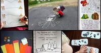 Fun camping theme activities for kids!