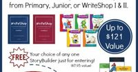 Contest for free writing curriculum!