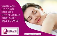 When you lie down you will not be afraid your sleep will be sweet