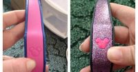 GOD DAMN THIS IS GENIUS I'm mad I didn't think of it first ~~ Customize Your Magic Bands! ~ WDW Hints