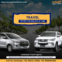 Travel before you run out of Time.