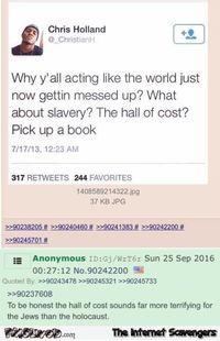 Funny hall of cost tweet fail #Funny #humor #funnyTweet #TweetFail #PMSLweb