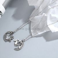 Broken Coin Promise Necklaces for Girlfriend Boyfriend https://www.gullei.com/broken-coin-promise-necklaces-for-girlfriend-boyfriend.html