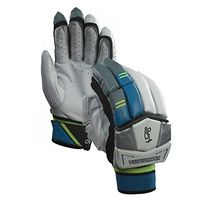 Kookaburra Ricochet 300 Cricket Batting Gloves, Left Handed, Boys The Kookaburra Ricochet 300 Batting gloves are an Intermediate club level quality (Level 3) glove that helps you get to grips with hitting those boundaries. Made with a C (Barco...