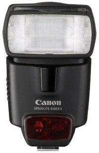 Amazon.com: Canon Speedlite 430EX II Flash for Canon Digital SLR Cameras: Camera & Photo