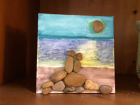 Sunset by the Sea $25.00