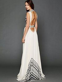 Used Mara Hoffman Size 6 for $800. You saved 23% Off Retail! Find the perfect preowned dress at OnceWed.com.