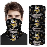 Bandana Face Mask,Washable Adult Reusable Bandana Print Cotton Facemask, Neck Gaiter Mask,Anti Dust,Fan Print Bandanas