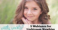 Want to learn Lightroom fast? In this Pretty Presets Lightroom tutorial, get up and running with Lightroom quickly with these 5 Lightroom trainings.
