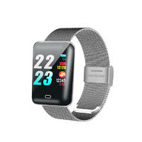 Bakeey B8Pro Heart Rate Blood Pressure Activity Tracker Multi-sport Modes Smart Watch