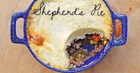 Hearty shepherd's pie. | 23 Classic British Dishes To Keep You Warm Through The Long, Dark Winter