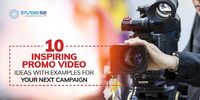 Here are 10 inspiring promo video ideas and examples for your next campaign. Read more - https://studio52.tv/blog/10-inspiring-promo-video-ideas-with-examples-for-your-next-campaign