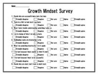 It is incredibly helpful as a teacher to know how your students think about their learning. How do they feel about learning new material? Do they think that they are in charge of their learning, or is it something that is out of their control? Are some pe...