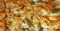Can't have #Thanksgiving without Campbell's® Green Bean Casserole! repost this traditional Turkey-Day side. http://allrecipes.com/recipe/Campbells-Green-Bean-Casserole/Detail.aspx?lnkid=7171