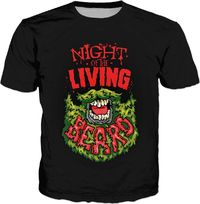 ROTS Night of the Living Beard Adult T-Shirt (CT) $25.00