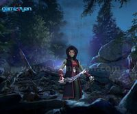Lotha 3D Warrior Character Animation Model By 3d Production HUB