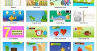 Free video lessons covering topics in science, math, and language arts. Below the video section, you will also find a collection of worksheets aligned with the videos. All of these resources are available for free!
