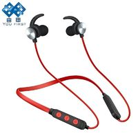 Wireless Headphones Bluetooth Headset Sport Stereo Magnetic Bluetooth Earphone Auriculars With Microphone For Phone $19.5